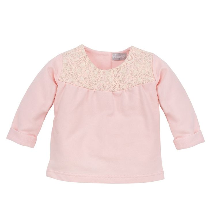 Bluzka dla dziewczynki z Kolekcji Colette w kolorze rózowym