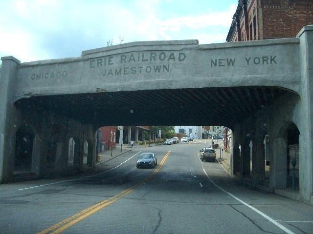 Picture of ed schultz jamestown new york