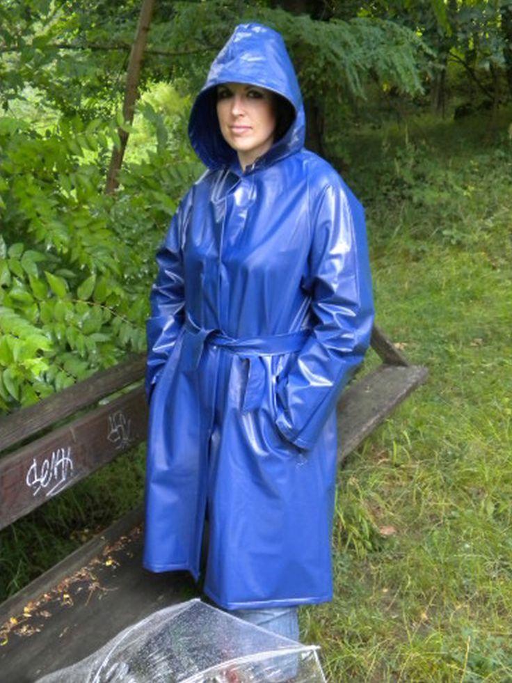 1000 Ideas About Plastic Raincoat On Pinterest Pvc