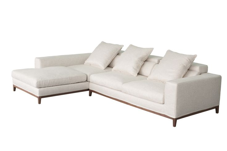 Lounge around on our OSLO 3 seater sofa! Sofa:1105P2L.3391-99