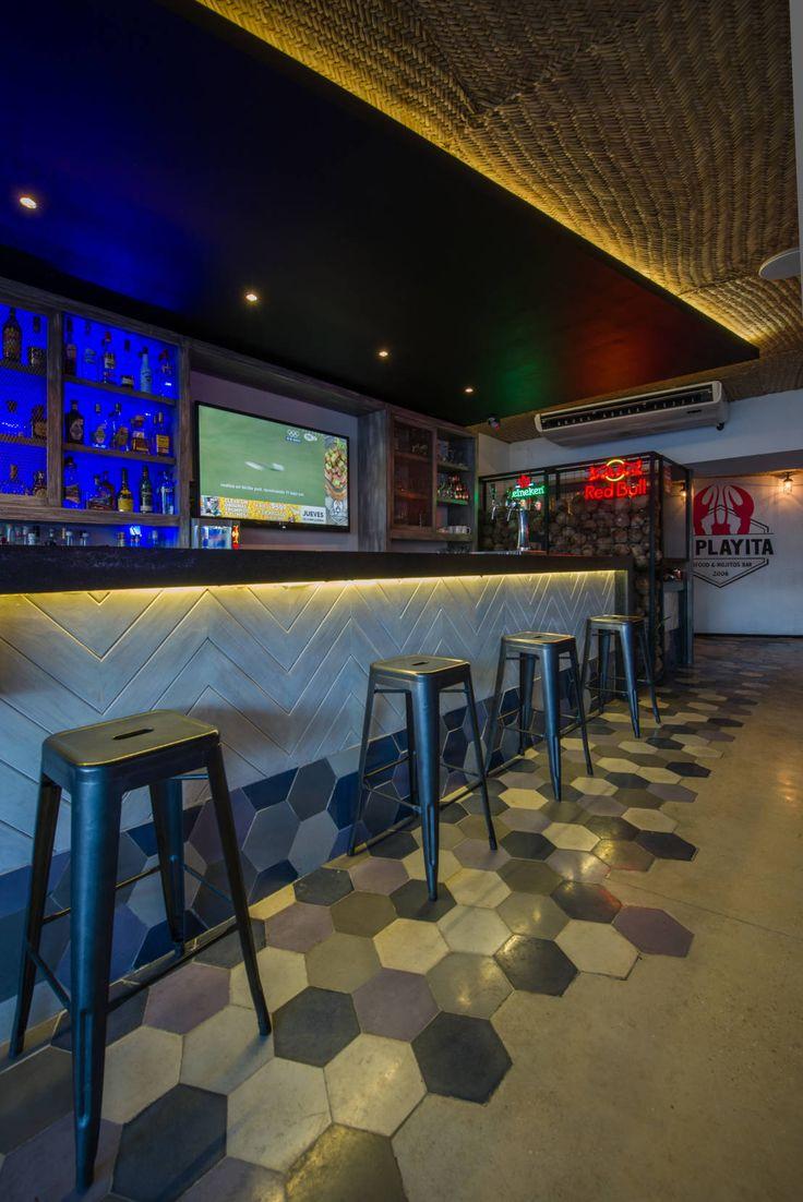 """Encuentra las mejores ideas e inspiración para el hogar. Restaurante Bar """"La Playita"""" por art.chitecture   homify"""