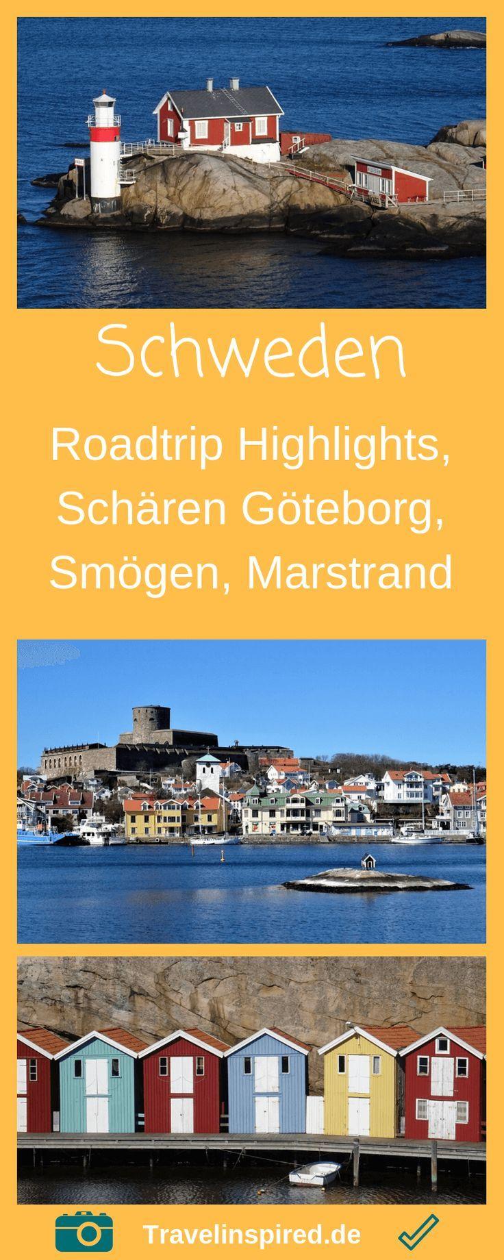 Schweden Roadtrip: Tipps & Highlights im Süden