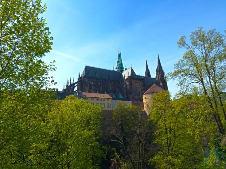 Prague Castle | by Munns Foto