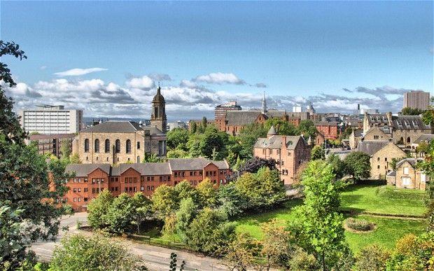 Glasgow, Écosse