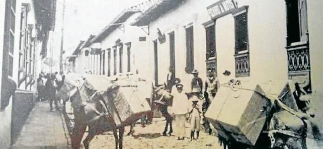 La historia del mercado en Bucaramanga   Bucaramanga   Vanguardia.com