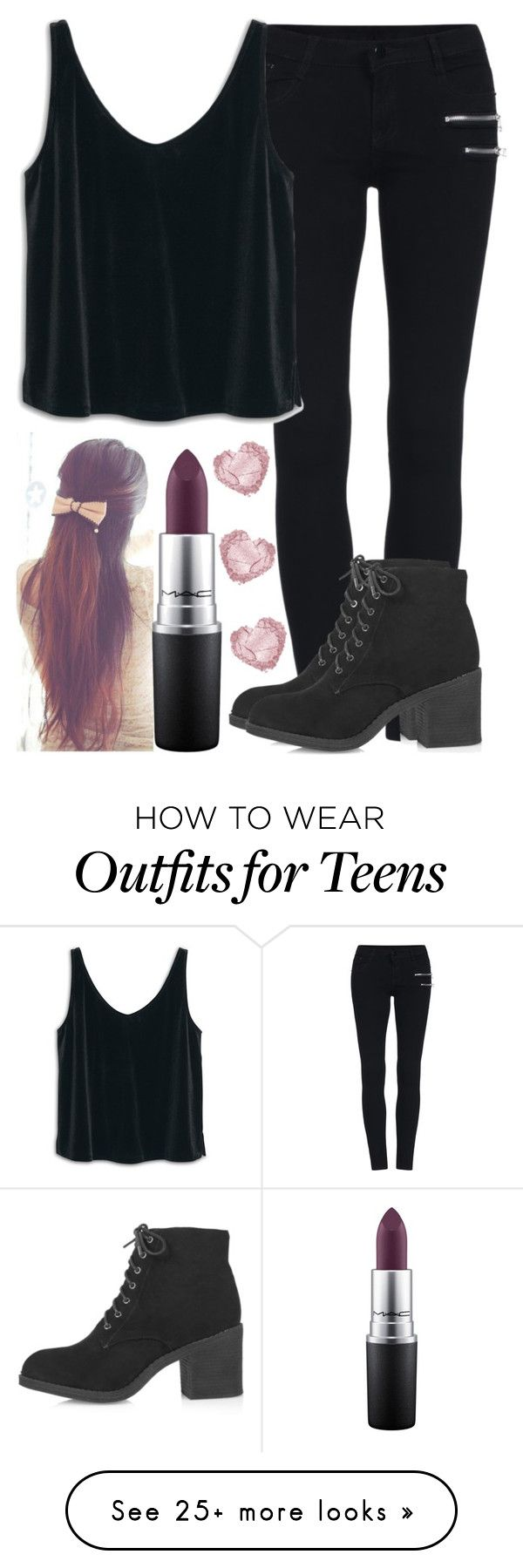 """*//I'll find another you another way\*"" by crazydirectionergirl on Polyvore featuring MANGO, MAC Cosmetics and Topshop"