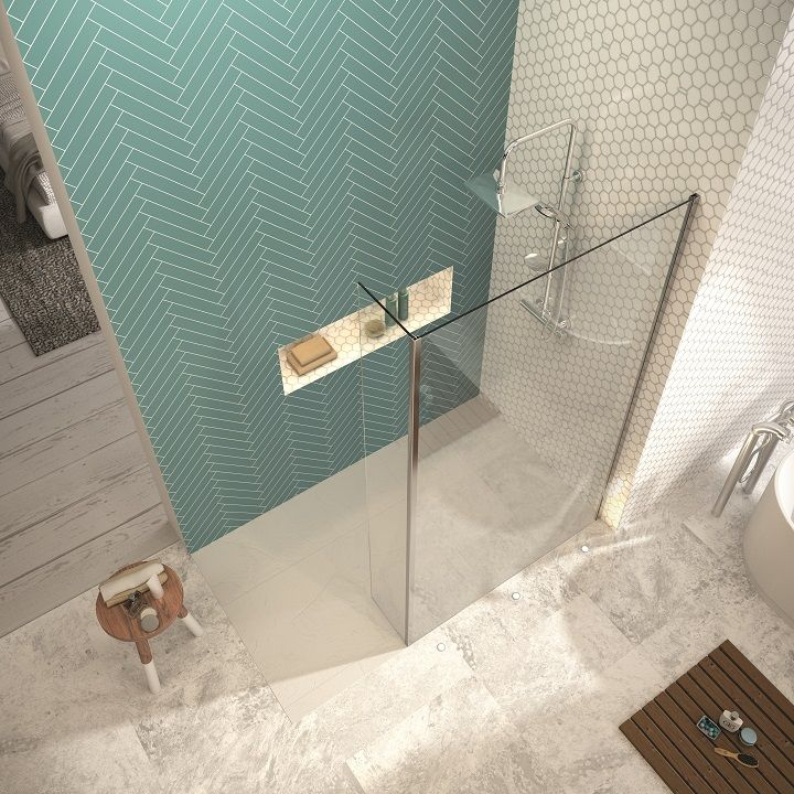 The advantages of Showerwalls are numerous