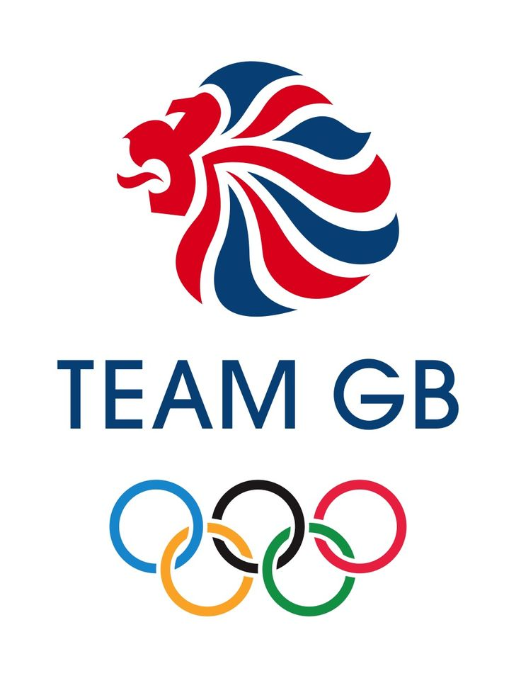 Team Great Britain logo at the Rio 2016 Olympics
