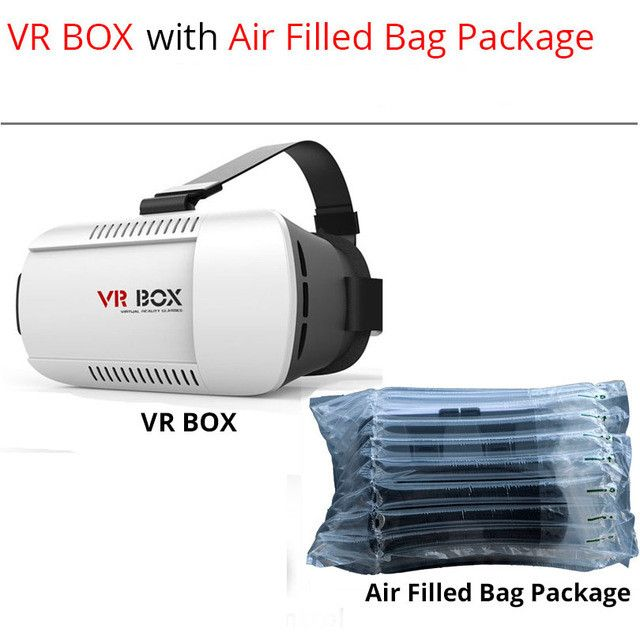 """VR BOX 3D Virtual Reality Glasses Google Cardboard 3D Movie Game for 4.7""""-6.0"""" Smart phone"""