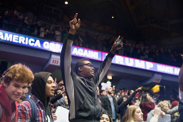 Trump Chicago Rally Canceled For Safety, 'Total Chaos' Breaks Out - Near West Side - DNAinfo.com Chicago