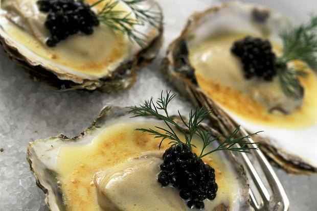 100 caviar recipes on pinterest caviar luxury food and for Smoked oyster canape