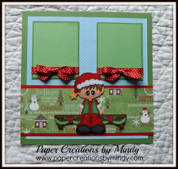 Shelf Elf file by DT Mindy (Paper Creations by Mindy)