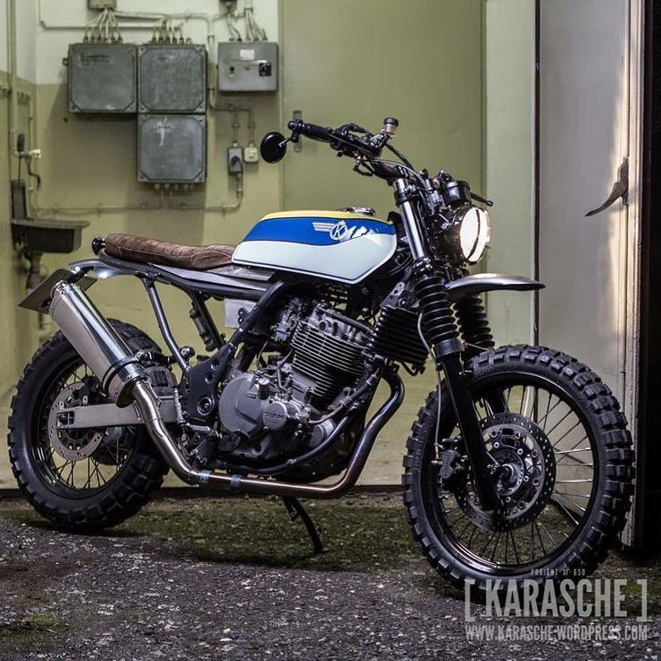 OVERBOLD MOTOR CO. — Scramblers & Trackers | @scramblerstrackers |...