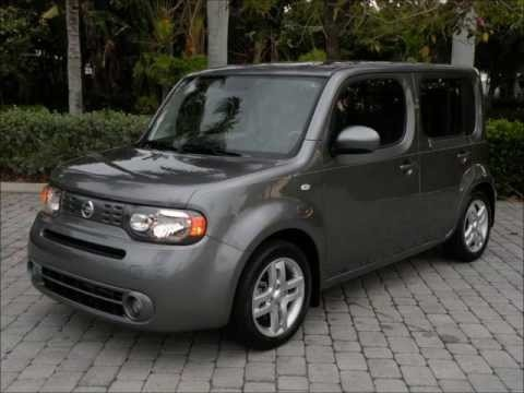 2009 Nissan Cube SL For Sale.  Click here for Details and Pricing:   http://www.autohausfm.com/vehicle-details/b76924e0de467f45a29c32cc532febbb/2009+nissan+cube+1.8+sl+fort+myers+florida+4-door+wagon.html
