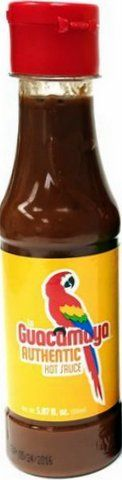 La Guacamaya Authentic Mexican Hot Sauce $2.95