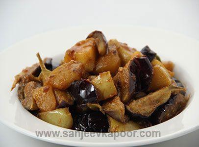 15 best sanjeev kapoor recipes images on pinterest international how to make saeb aur baingan ki sabzi recipe by masterchef sanjeev kapoor forumfinder Gallery