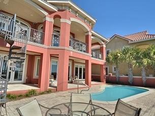 Tangerine dream miramar beach fl homes destin for Dream home rentals