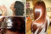 A cuantas chicas les gusta tener su cabello espectacular? A todas cierto, pues gracias a los increíbles beneficios de la miel y la canela que se han hecho muy populares gracias a sus propiedades curativas y grandes beneficios para la salud.   Esta vez te traemos una receta para el cabello, la cua