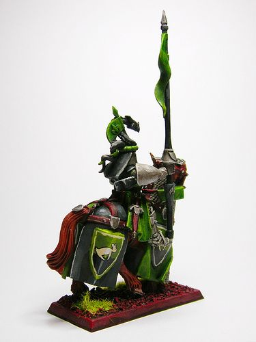 How to Paint Warhammer Figures -- via wikiHow.com