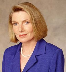 Susan Sullivan AKA Susan Michaela Sullivan  Born: 18-Nov-1942 Birthplace: New York City  Gender: Female Race or Ethnicity: White Sexual orientation: Straight Occupation: Actor  Nationality: United States Executive summary: Falcon Crest  Boyfriend: Cary Grant (actor, ex-) Boyfriend: Connell Cowan (psychologist and author)    University: Hofstra University    Playboy Bunny plays Rick Castle's mother on Castle ( red head)