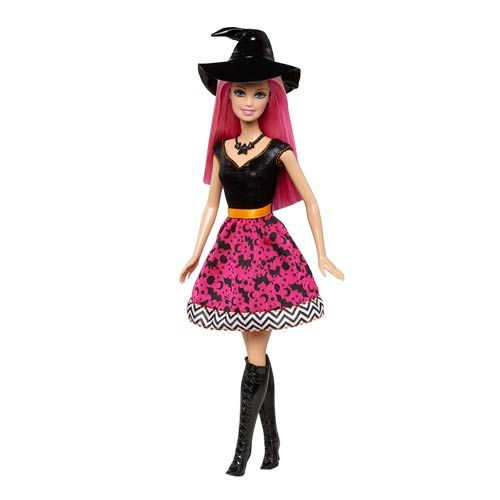 Image result for 2014 Halloween Barbie