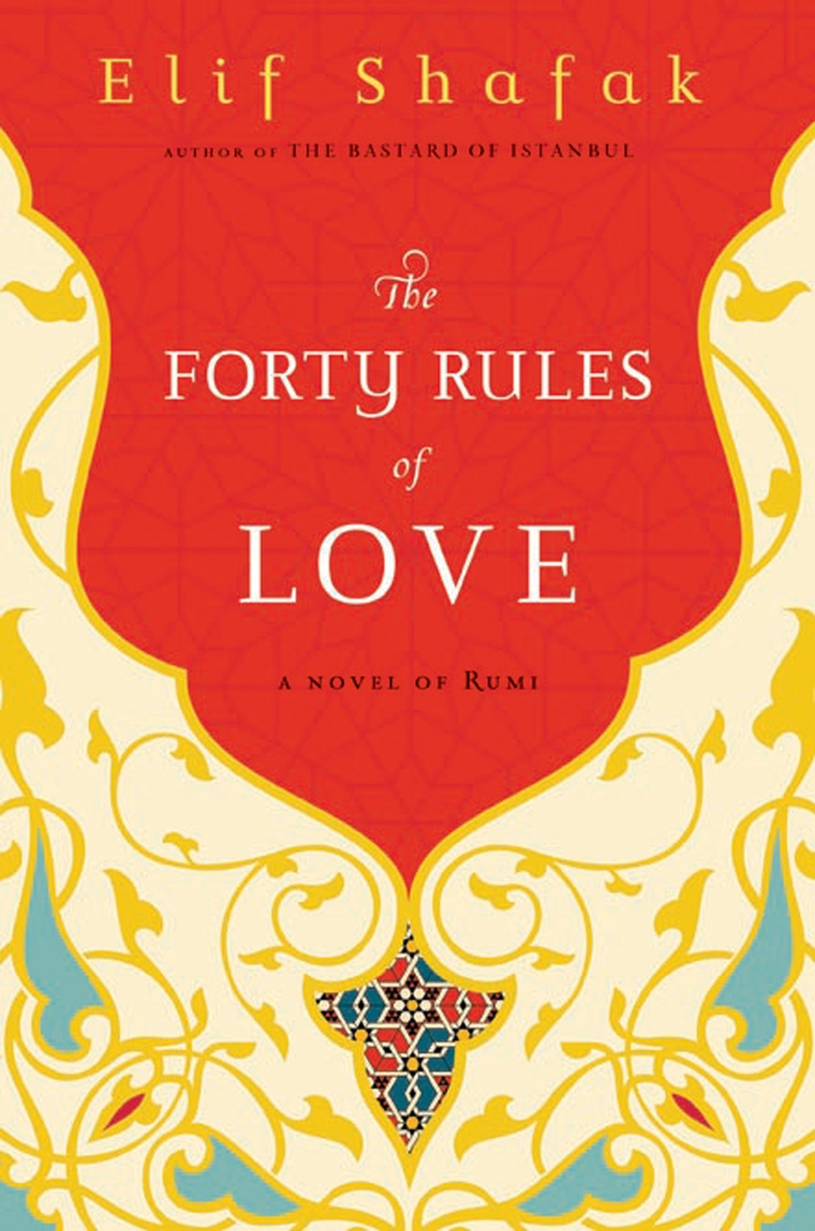 The Forty Rules Of Love  Elif Shafak  Penguin Group (usa)