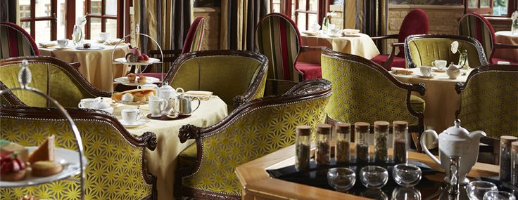 Afternoon Tea and Spa day, Surry