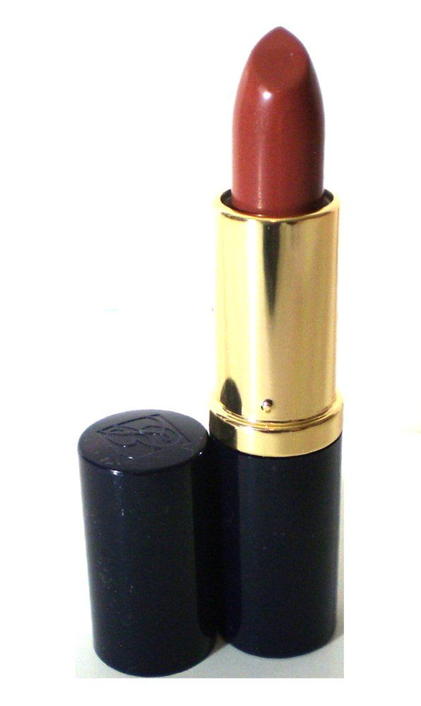 Estee Lauder Pure Color Long Lasting Creme Lipstick ~ # 46 BARELY NUDE in Navy Promotional Tube. Color so incredible, it leaves your lips wanting more. True Vision technology takes ordinary color and makes it extraordinary. Enriched with lip-loving ingredients that leave lips soft and creamy smooth. Delicately fragranced with a delectable fresh fig scent. Full size in navy & gold promotional tube; unboxed. Treat yourself!.
