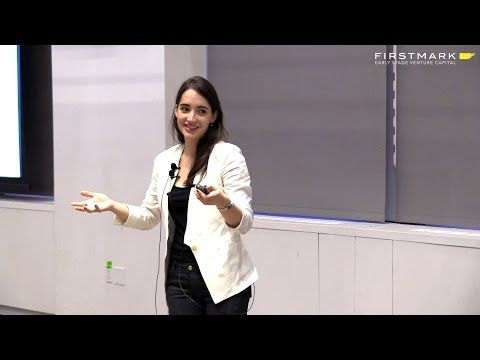 Designing For Trust // Marcela Sapone, Hello Alfred [FirstMark's Design Driven] - YouTube