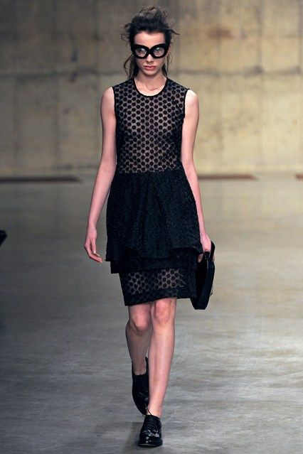 Simone Rocha - www.vogue.co.uk/fashion/autumn-winter-2013/ready-to-wear/simone-rocha/full-length-photos/gallery/934634