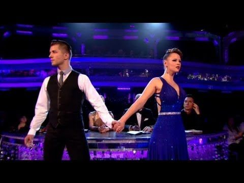 Kimberley Walsh & Pasha Tango to 'When Doves Cry' - Strictly Come Dancing 2012 Final - BBC One - YouTube