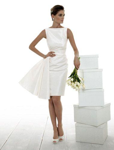 Sposa in corto: l'abito perfetto per un matrimonio in comune: Foto - Di•Lei - Donne- Le Spose di Giò