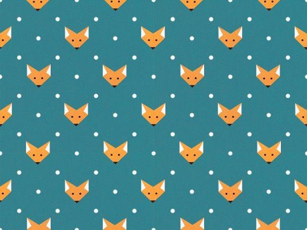 Mister Fox Pattern sur doityvette.fr