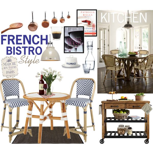 27 Best Images About Bistro Style On Pinterest