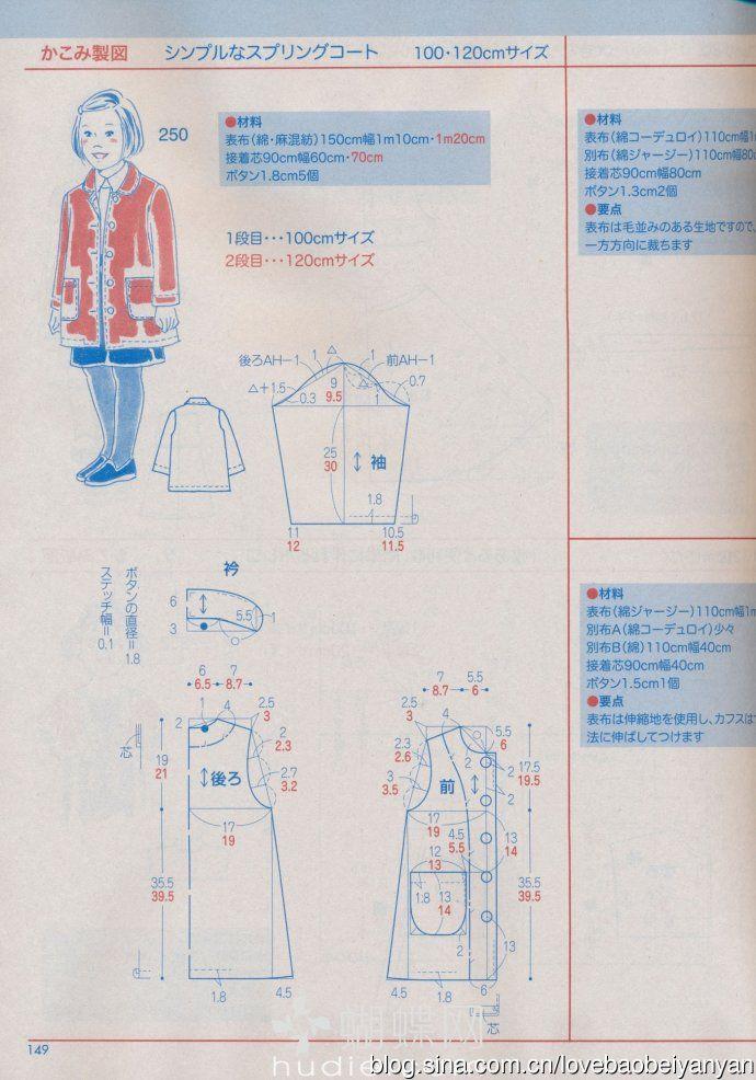 coat - pattern