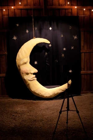 Crescent Moon Lamp