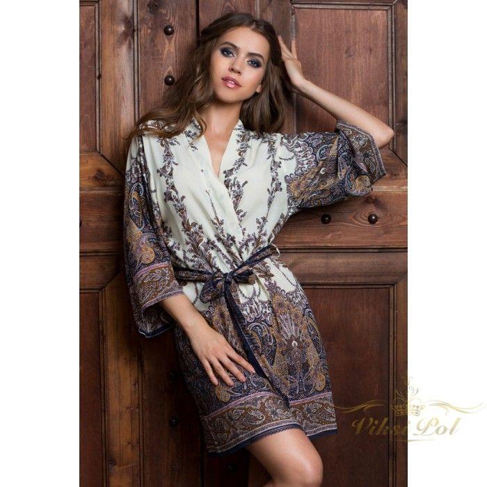 Женский халат кимоно Mia-Mia 16073