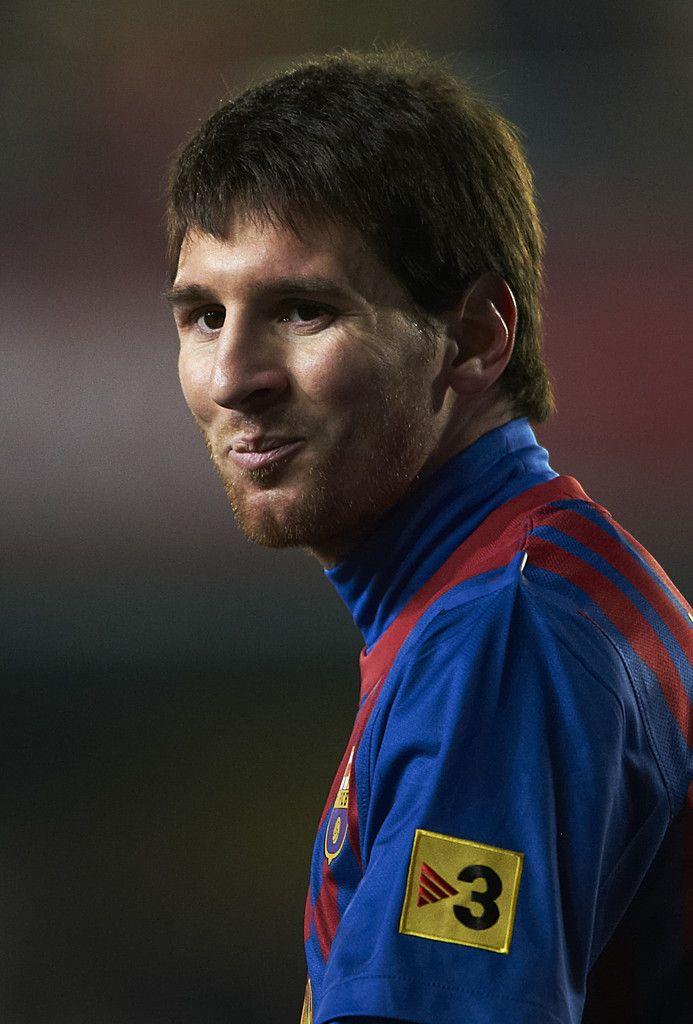 Lionel Messi Photos: Villarreal CF v FC Barcelona  - Liga BBVA