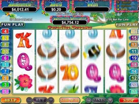 Dreams Casino Instant Play