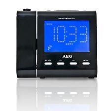 TOP LCD Wecker Funk Uhrenradio mit Projektion Projektor Funkuhr Uhr Radiowecker