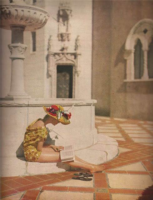 Louise Dahl Wolfe - June,1958