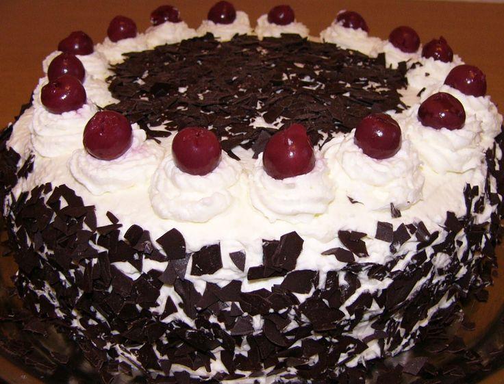 fekete erdő torta - Google keresés