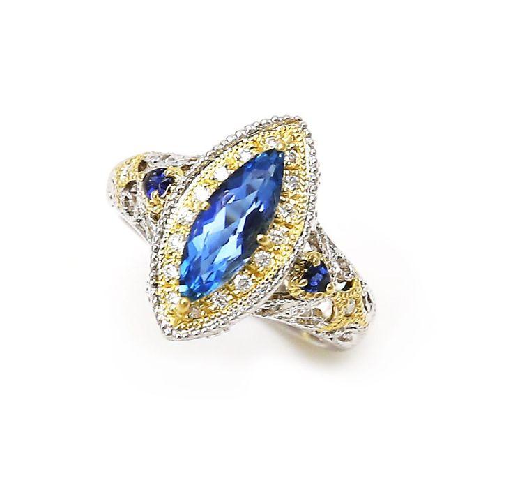 美しい海の色をそのまま名前にした『アクアマリン』は、マリーアントワネットにも深く愛されていた宝石としても有名で…