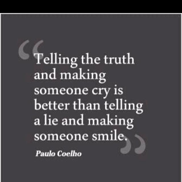 Ain't that the truth.: Eye, Aint