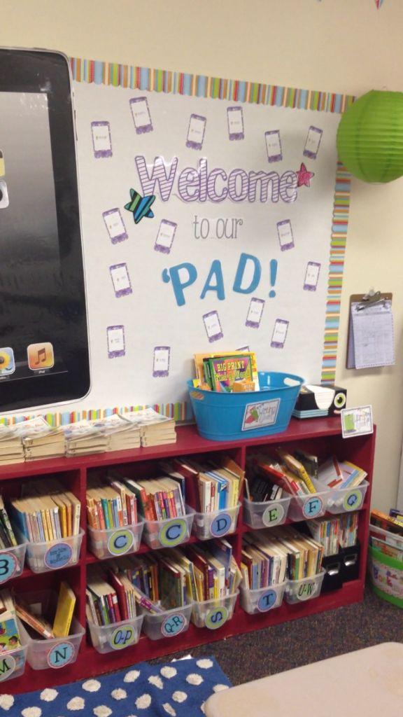 Classroom Ipad Ideas ~ Top best ipad bulletin board ideas on pinterest