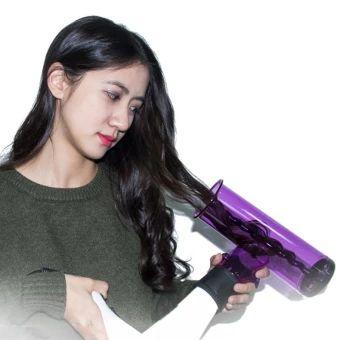 จัดเลย  2016 New Air Curler Hair Dryer Attachment Curling Styling BeautyTool Hair Dryer Hood  ราคาเพียง  502 บาท  เท่านั้น คุณสมบัติ มีดังนี้ Create beautiful, full, bouncy curls in second with the AirCurler. Air Curler, as seen on TV, spins your hair like a tornado todry and curl your hair in seconds. Air Curler is easy to use and healthier for your hair thancurling irons or hot rollers that can burn hair. Air Curler is like having a hair dryer and curler in one! Twirla head full of curls…