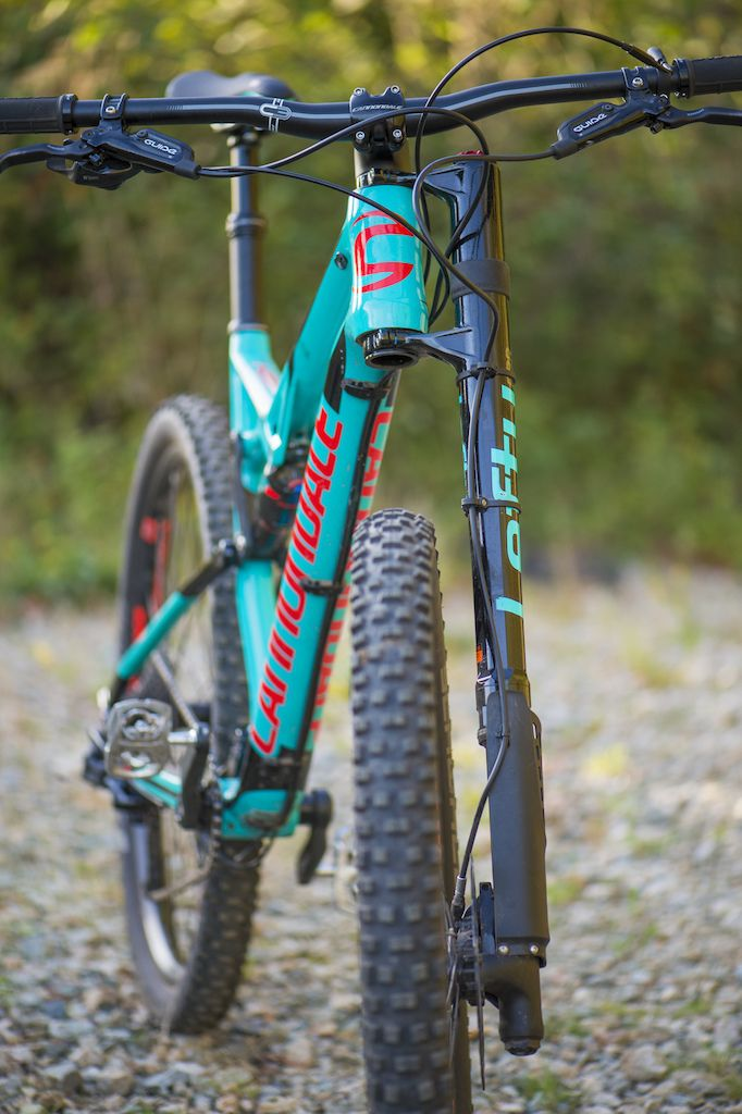 Cannondale Habit Carbon SE review test Photo by Clayton Racicot