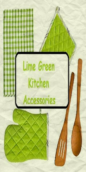 Lime Green Kitchen Decor Ideas And Tips Part 95