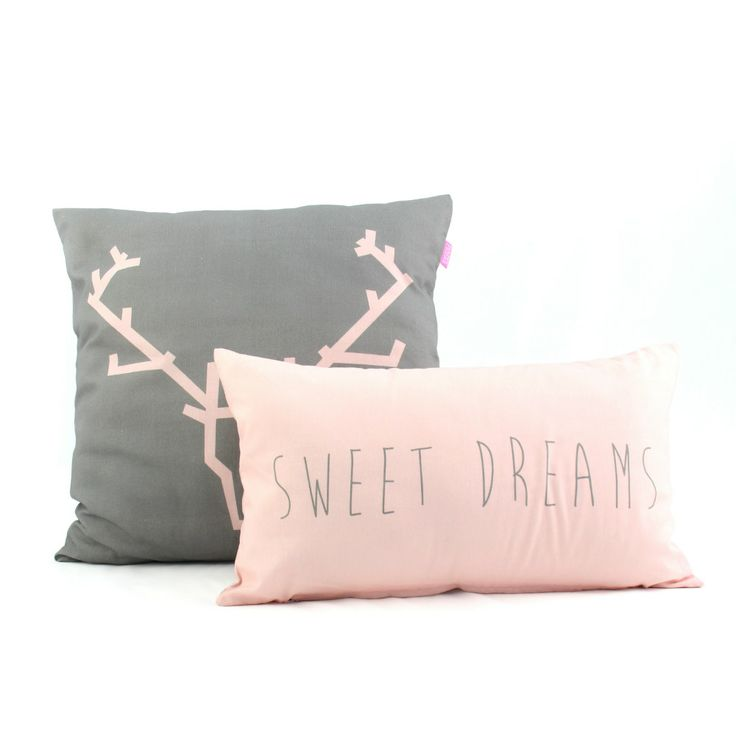Happy Friday | Good night - Cushions - Sweet dreams cushion cover