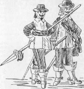 ⚔ 9. Juni 1632 – Überfall bei Sarstedt ➹